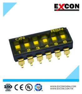 DIP Switch for Piano Excon Rmr-06 pictures & photos