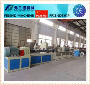 Waste Plastic Granulation Line pictures & photos