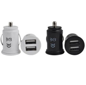 Dual Ports USB Micro Auto Car Charger pictures & photos
