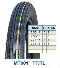 The Cheapest Motorcycle Tire /Motorcycle Tyre 2.75-17 3.00-17 3.00-18 110/90-16 130/60-13 120/80-17 100/90-17. pictures & photos