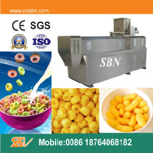 Breakfast Cereal Production Line Price with High Quality Low Consumption pictures & photos