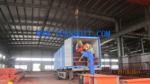 H Section Steel for Puting in The Container pictures & photos