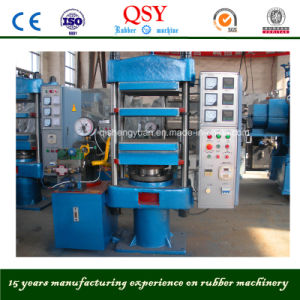 Plate Vulcanizer/Plate Vulcanizing Press Made in China pictures & photos