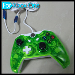 New Game Accessories for xBox One Transparent Wired Controller pictures & photos