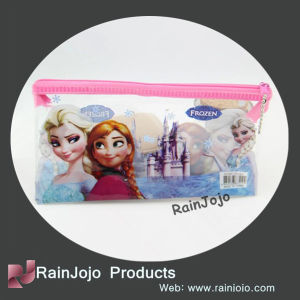 Cartoon PVC Stationery Bag PVC Pencil Bag with Zipper pictures & photos