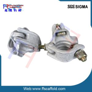 Sigma Certificate German Type Double Scaffolding Coupler Scaffold Pipe Clamp pictures & photos