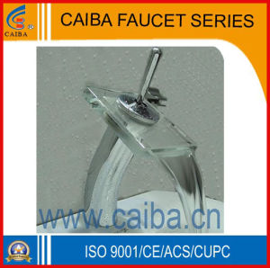 2015 New Design Waterfall Basin Faucet pictures & photos