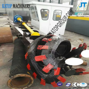 80cbm Mini River Sand Suction Dredger Mini Cutter Suction Dredger pictures & photos