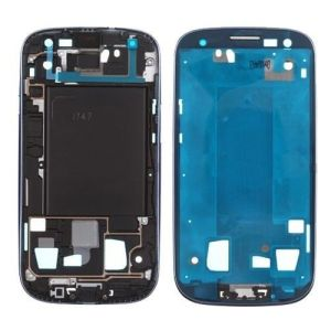 Middle Cover Frame Housing for Samsung Galaxy S3 AT&T T-Mobile I747 T999 Blue pictures & photos