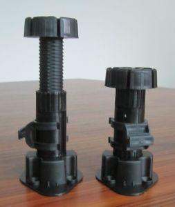 PP Adjustbale Leg for PVC Skirting Board, PVC Skirting Leg (SL100)