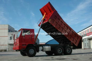 Sino 10 Wheeler 371HP Sand Delivery Dump Truck pictures & photos