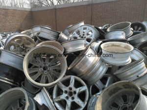 Wholesale Pure Alloy Aluminum Wheel Scrap pictures & photos