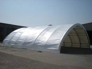 Container Tent Farm Large Warehouse Dome Storage Building pictures & photos