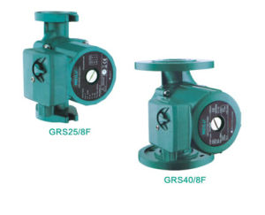 Automatic Boosting Circulating Pump for Hot Water