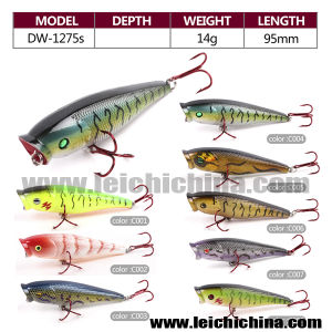 Popular Fishing Lure Hard Popper Lure pictures & photos