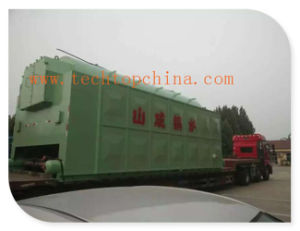 Wood Pellet Fired Machine Szl Steam Boiler Price pictures & photos