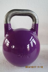 20kg Steel Competition Kettlebell pictures & photos