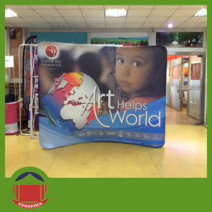 Fence Fabric Banner with Full Color Printing pictures & photos