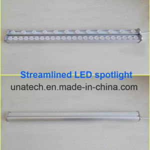 Outdoor Billboard Solar Water Proof IP65 Aluminium Frame LED Linear Light pictures & photos