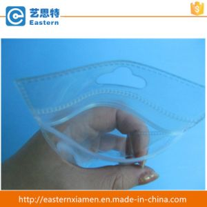 Blank Clear PVC Zipper Bag pictures & photos