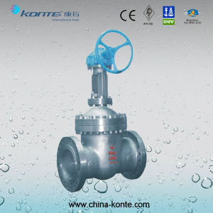 Stainless Steel Gate Valve CF8 600lb Dn400 pictures & photos