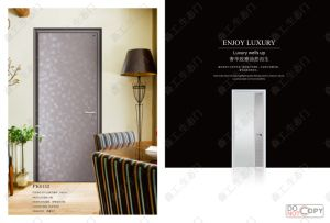 New Design Wood Door for Home pictures & photos