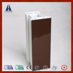 ASA Co-Extruded Colour UPVC Profile pictures & photos