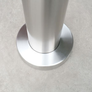 Stainless Steel Fixed Bollard Ss-Fb28 (Cover can be optional) pictures & photos