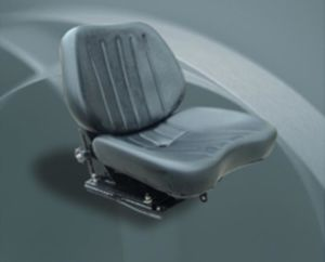 German Standard Vehicle Seat Tractor Seat (003) pictures & photos