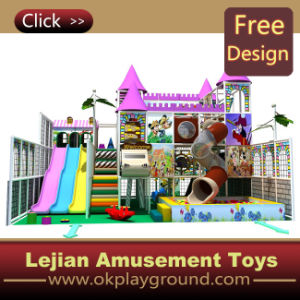 Ce Standard Approved Indoor Playground for Amusement Park (T1275-3) pictures & photos