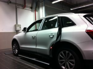 New Style of Power Side Step /Electric Running Board for Audi- Q5 pictures & photos