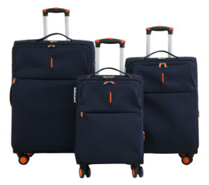 Latest Design Good Quality Nylon Trolley Cases (JB5001) pictures & photos