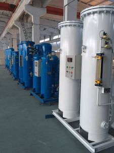 Psa Oxygen Generator for Industrial with Cylinder Filling System pictures & photos
