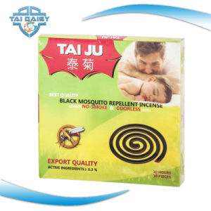 Factory Wholesale Smokeless Baby Mosquito Coil pictures & photos