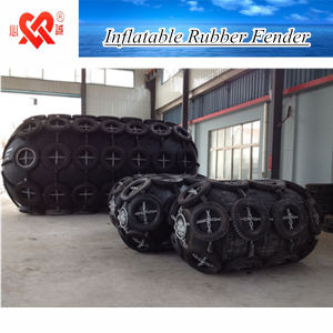 Marine Inflatable Pneumatic Rubber Dock Fender pictures & photos