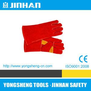 "Jinhan Hand Protection Welders 16"" Welding Glove (S-1003A)"