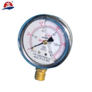 Oil Filled Pressure Gauges pictures & photos