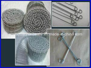 Black &Galvanized Bar Tie/Loop Wire Tie /Wire Ties pictures & photos