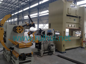 Straightener Feeder and Uncoiler Use in Press Machine (MAC3-600) pictures & photos
