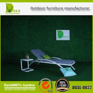 2017 Hot Sell Textilene Outdoor Patio Furniture Sun Lounger pictures & photos