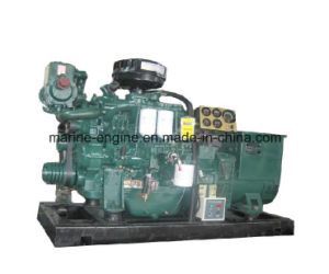 80kVA/64kw Chinese Yuchai Diesel Marine Generator Set for Sale pictures & photos