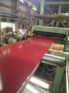 Prepainted Galvalume Iron Coil Secondary in Stock