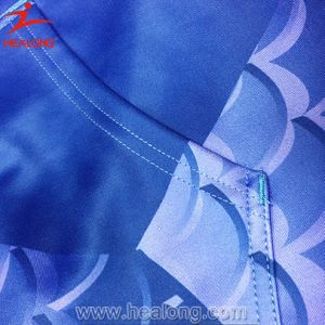 Healong Customized Hot Sublimation Fishing Shirts Wholesale Fishing Wear pictures & photos