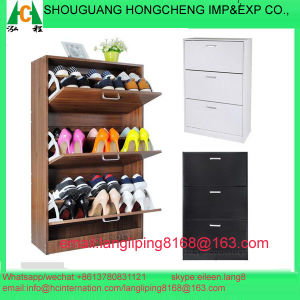 Panel Shoe Cabinet pictures & photos