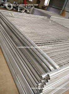 Hot Dipped Galvanized Portable Privacy Fence pictures & photos
