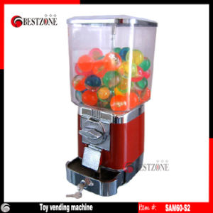 Toy or Bouncing Ball Vending Machine /Toy Vendors (SAM60-S2) pictures & photos