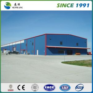 Industrial Prefab Metal Steel Structures Buildings pictures & photos