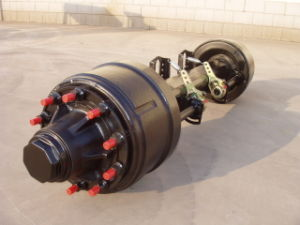 Popular American Semi Trailer Axle 13t 16t with Good Price pictures & photos