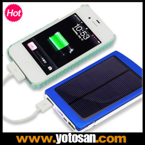 Solar Power Bank 30000mAh for Mobile Solar Charger