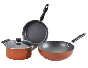 Non-Stick Pure Iron Cookware (QW-KS) pictures & photos